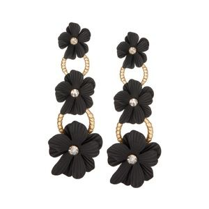 C+I Blooms of Kyoto Convertible Statement Earrings